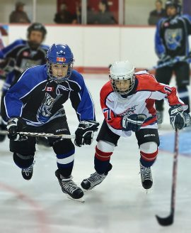 About Select Hockey League