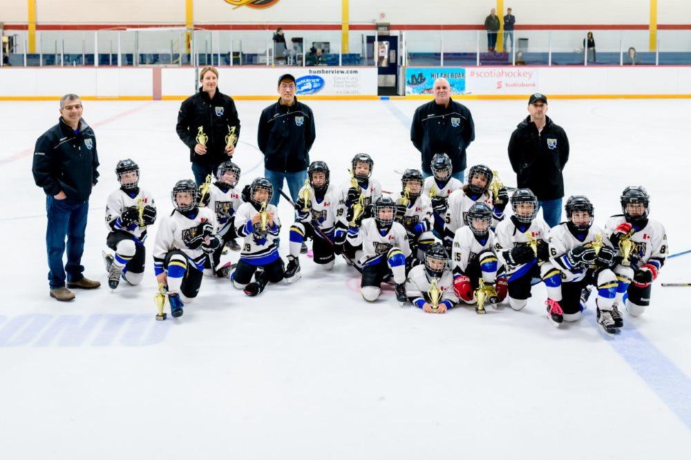 Novice Blue Select Bulldogs Tournament