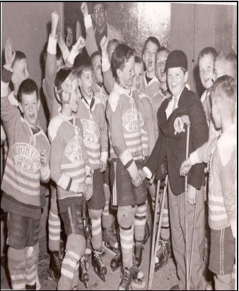 North York Hockey History; Courtesy: Paul Cerre