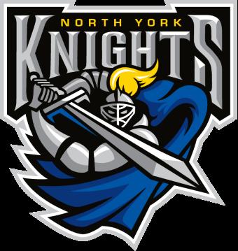 North York Knights Logo 340