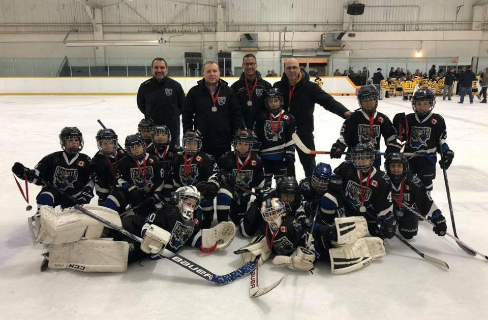 Novice Black: Finalists at 2018 Stoney Creek Tournament of Champions